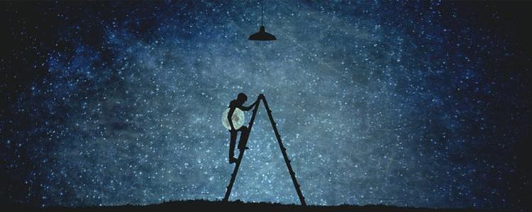 孤独码农人,寻找星星的夜晚